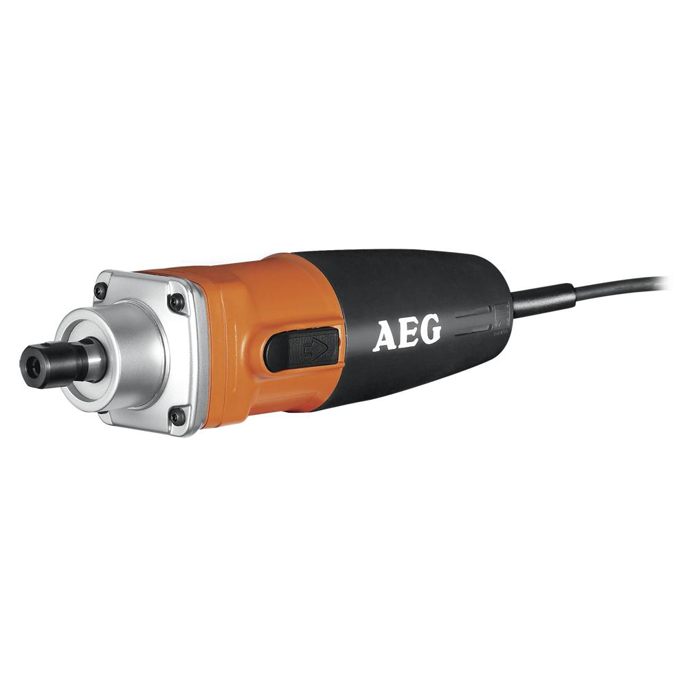 Прямошлифовальная машинаAegGS 500 E